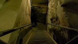 35 батарея в Севастополе. Подземный тоннель