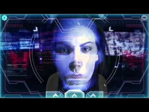 State of Syn: Singularity Trailer - Google Glass App