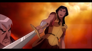 Wonder Woman - Ares's Son