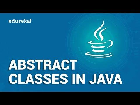 abstract-classes-in-java- -java-abstract-class-and-abstract-method- -java-tutorial- -edureka