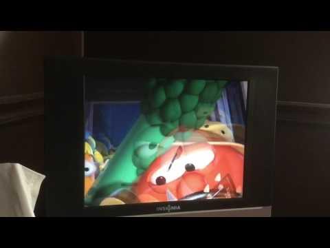 Veggietales movie Jonah car crash scene. thumbnail
