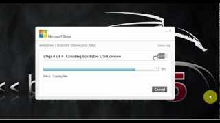 How to Create Bootable USB Flash Drive for Windows 7 & 8