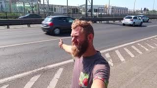 Автостоп до Хорватії
