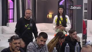 Zadruga 4 -Ša saznao da je Tomović u vezi sa Ivanom, Tara odlepila, jer je sve shvatila- 22.04.2021.