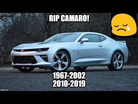 What Does Camaro Mean >> Chevy Camaro Might Be Killed Off What Does This Mean For Chevy