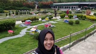 floatingmarket lembang bandung taman miniatur kereta api vandung