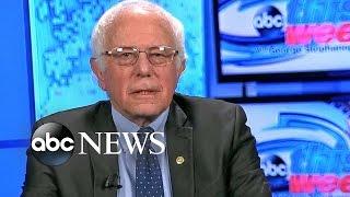Bernie Sanders Full Interview: Recount