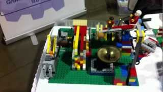 Who Says You Can't Make Music With LEGO?