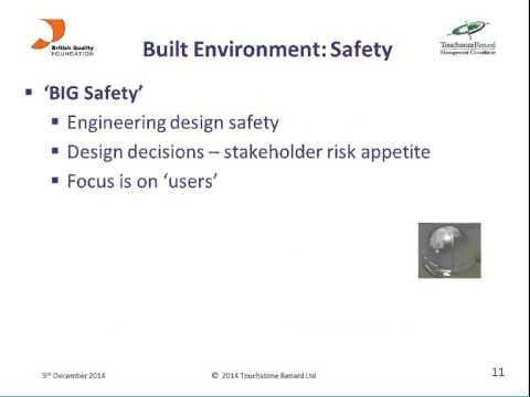 Building Safety Into Design