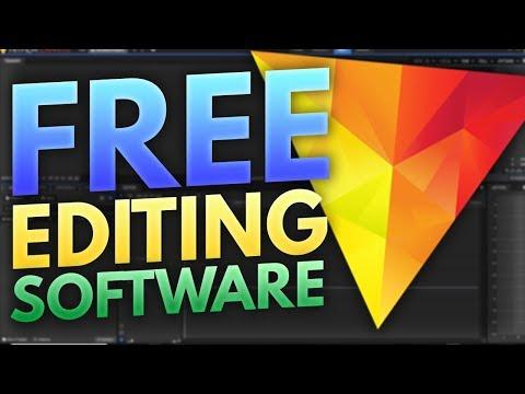 Best FREE Video Editing Program | Windows/Mac [2018]
