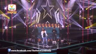 The Voice Cambodia - Final - គ្មានអូនបងនៅជាបង - ប៊ុត សីហា - 16 Nov 2014