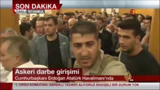 """شاهد..""""الانقلاب الموءود"""" فيلم وثائقي عن أحداث تركيا"""