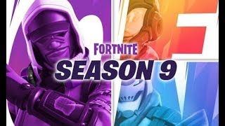 FORTNITE: THE NEW SEASON 9 IS HERE! (We only see the pass and creative mode)
