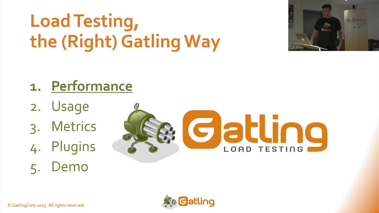 Gatling Reviews: Overview, Pricing and Features