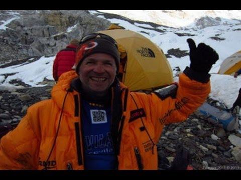 El alpinista Juanjo Garra fallece en el Himalaya