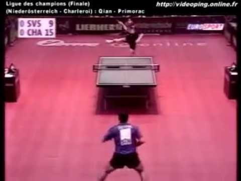 Amazing Table Tennis!!!