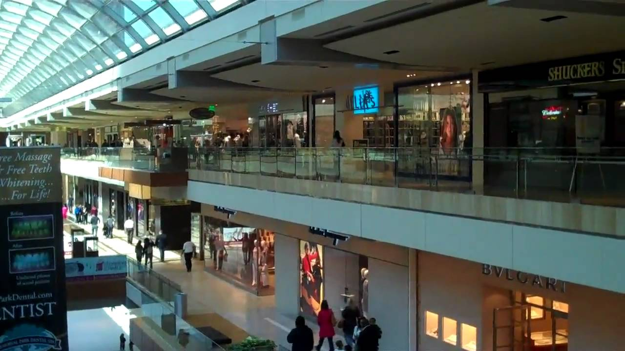 Galleria mall clothing stores