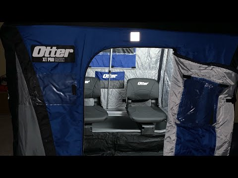 Otter Pro XT Cabin Details! Will It Fit In A Tacoma?