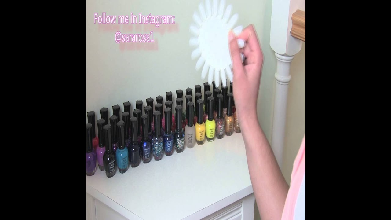 Klean color Nail Polishes Review (A Set of 48 Nail Polishes) - YouTube