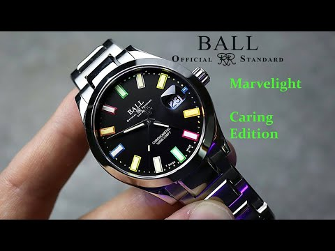 Download BALL Engineer III Marvelight Caring Edition Review - Taste the (Tritium) Rainbow!