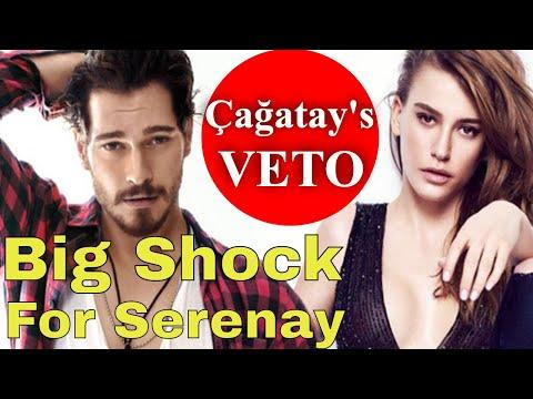 Çağatay Ulusoy refused to work with Serenay Sarıkaya