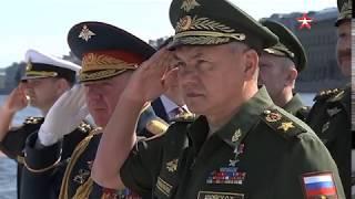 Мощь и гордость флота: в Петербурге прошла генеральная репетиция парада ко Дню ВМФ