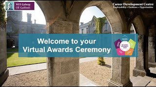 Employability Award Virtual Cermony 2020