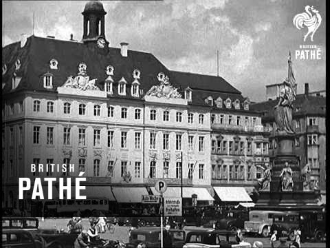 The City Of The Arts - Dresden (1935)