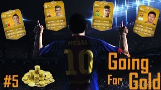 Fifa 14 Ultimate Team: Pack Opening - Going For Gold | Episode 5
