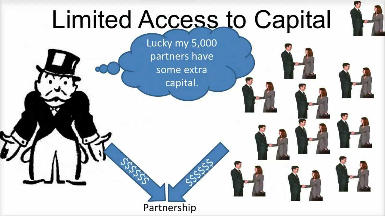 forms of business ownership partnerships video slide  forms of business ownership partnerships video slide 14