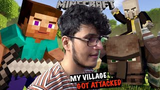 My Village Got Attacked in Minecraft (#9)