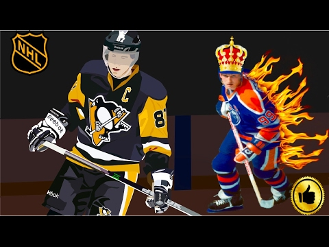 Wayne Gretzky explains why Sidney Crosby is still the best!!
