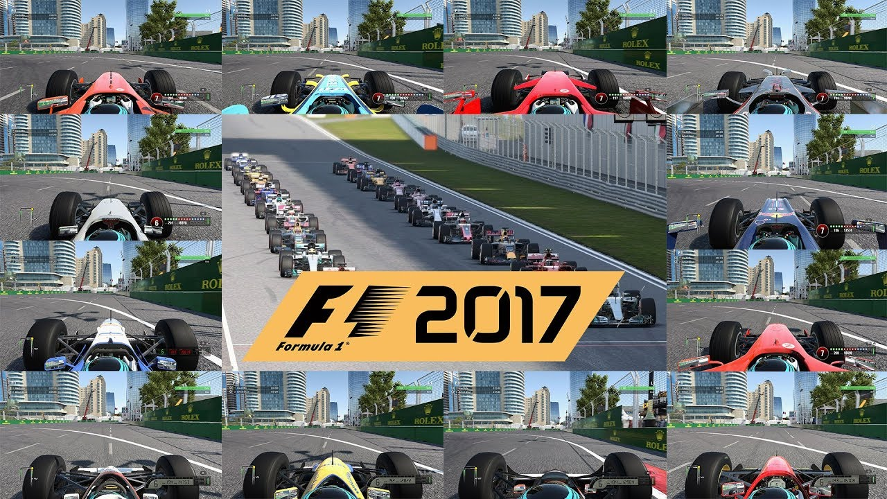 f1 2017 top speed test fastest classic car in the game. Black Bedroom Furniture Sets. Home Design Ideas