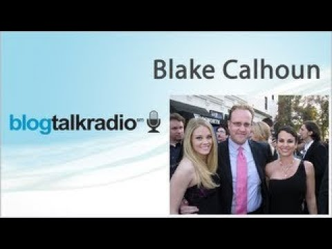 Entertainment - Blake Calhoun creator of Continuum vesves Pink