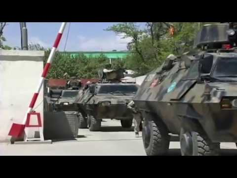 АРМИЈА НА РЕПУБЛИКА МАКЕДОНИЈА -  Army of Republic of Macedonia