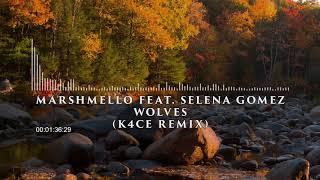 Marshmello Feat Selena Gomez Wolves K4CE Remix