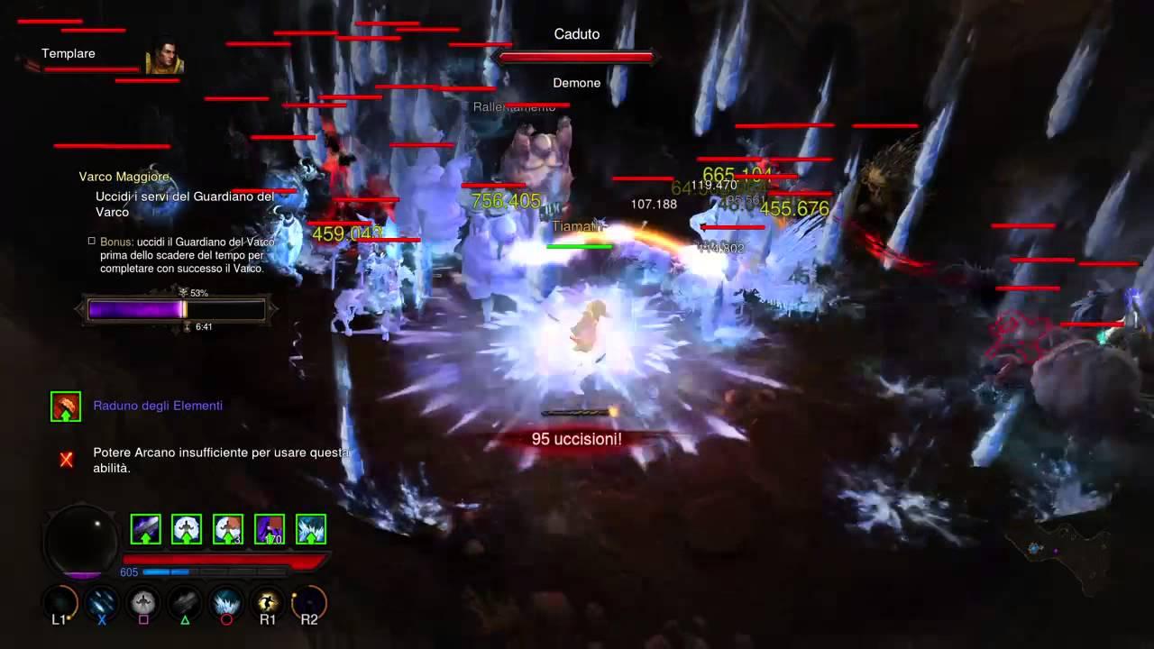 Diablo  Archon Build Vyr