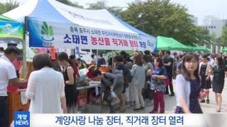 11월 4주_계양사랑 나눔 장터 개최 영상 썸네일