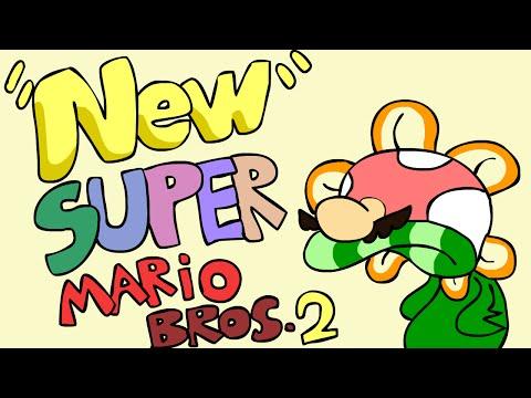 New Super Mario Bros 2 (3DS) - Crítica (P)