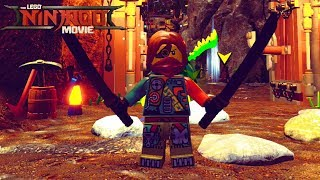 The LEGO Ninjago Movie Video Game Ronin Unlock Location and Free Roam Gameplay