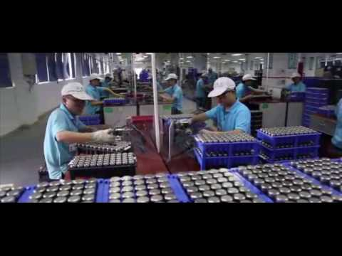 Smart Battery Lithium Ion Battery Factory
