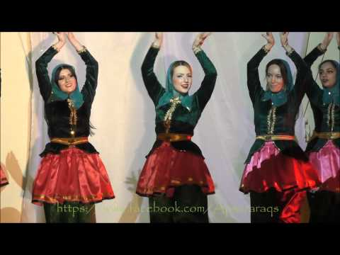 Persian Pop Dance By Begginer Students From Saggat Dance School