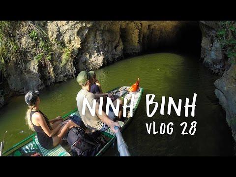 NINH BINH - TRANG AN IS A MUST SEE!! (Vietnam)