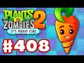 Plants vs. Zombies 2: It's About Time - Gameplay Walkthrough Part 408 - Intensive Carrot! (iOS) mp3 indir