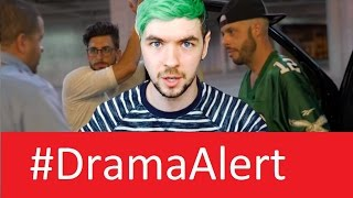 YouTuber Homeless SCAM? #DramaAlert Jacksepticeye Masturbation - KSI - Cop PRANK! Hit & Run!