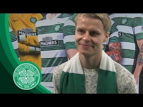 Celtic FC - Gary Mackay-Steven