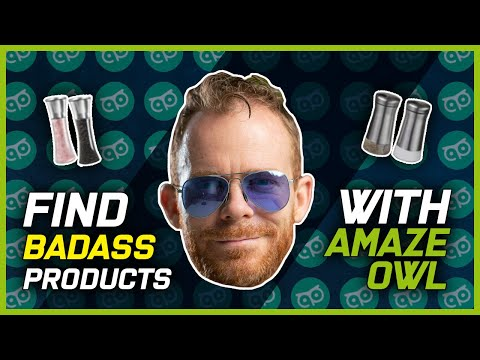 How to Find Bada$$ Product Niches on Amazon using AmazeOwl