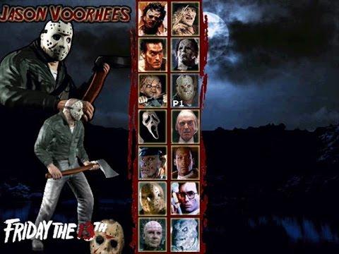 06 Jason Voorhees Terrordrome Modo Historia