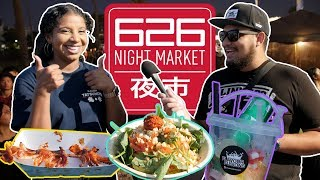 626 NIGHT MARKET Crashed by We Suck At Cooking [June 30 2018]