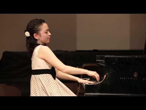 Mina Koike Chopin Ballade No.1 op.23